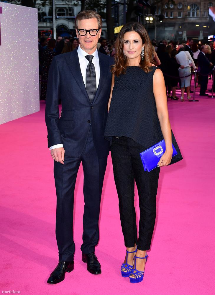 Lassan 20 éve alkotnak egy párt Livia Giuggioli római származású filmproducerrel, aki közben Livia Firth lett, és szült két gyereket