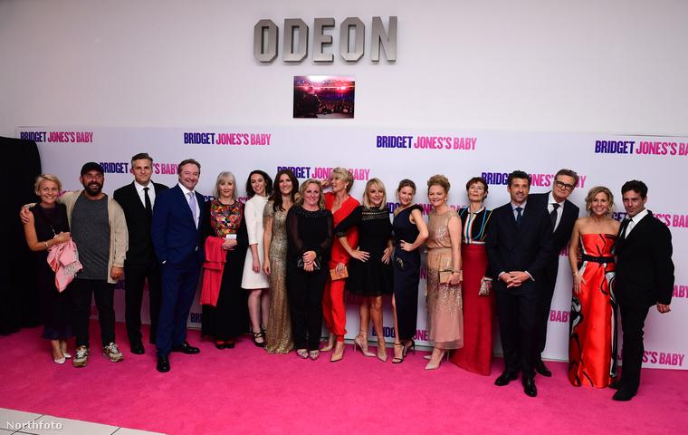15 évvel az első, és 12 évvel a második legutolsó Bridget Jones film után úgy gondolták, itt az ideje a harmadiknak, és összehívták a jól ismert csapatot