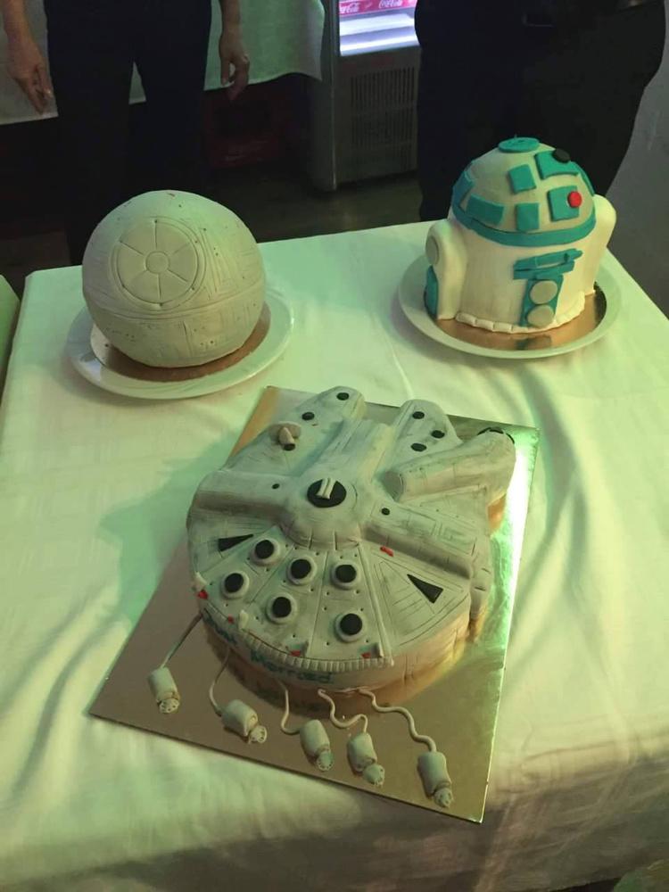 A torták
