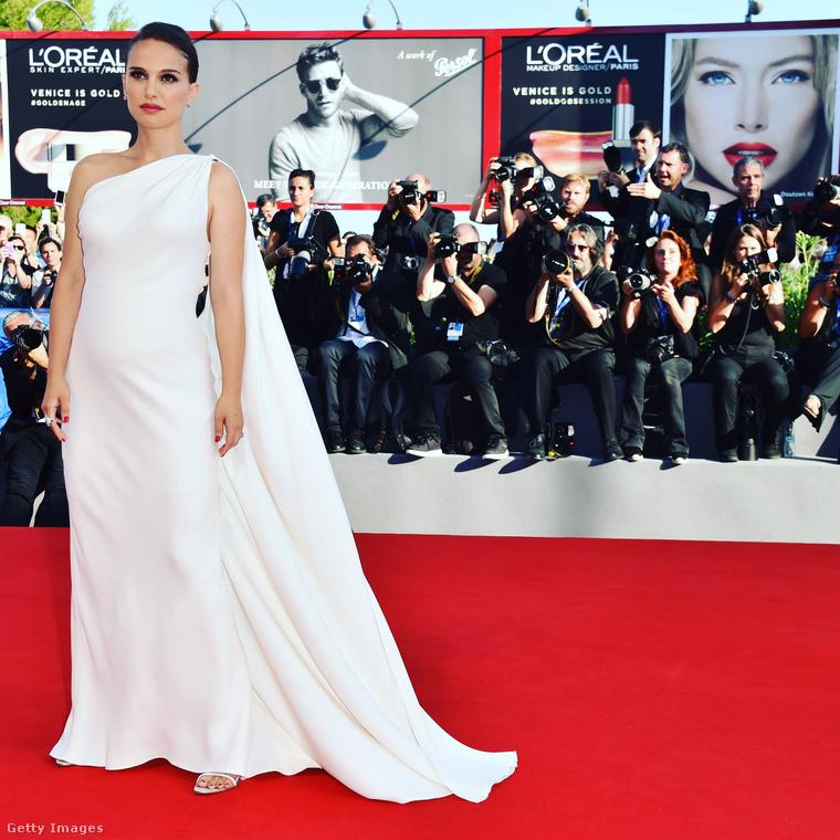 Natalie Portman úgy tűnik megérkezett: csodás év elé néz, mind karrier, mind család szempontból.