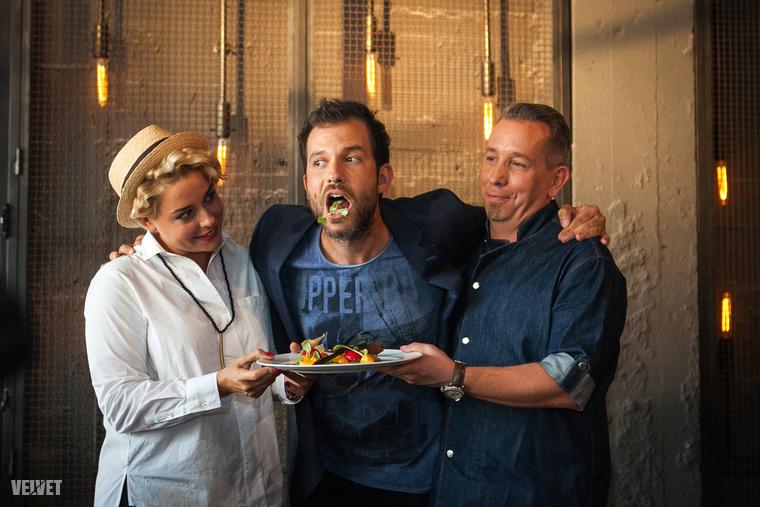 Visszatér az RTL csoport főzőversenyes műsora, A konyhafőnök