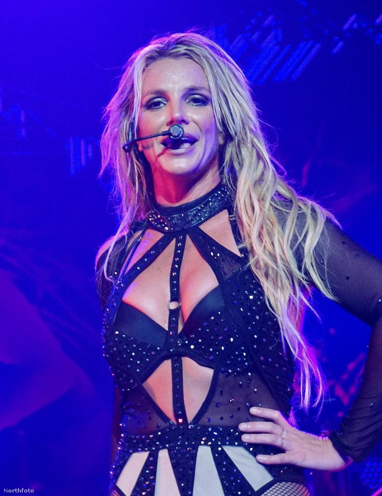 Elég régi pletyka, de nagyon vicces: Britney Spears állítólag titokban a George W