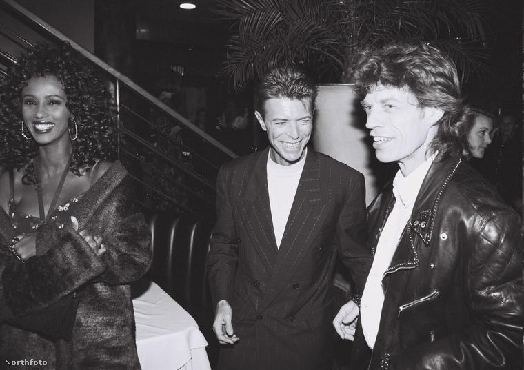 Szexelt-e egymással David Bowie és Mick Jagger? A popkultúra egyik visszatérő és fontos kérdése ez