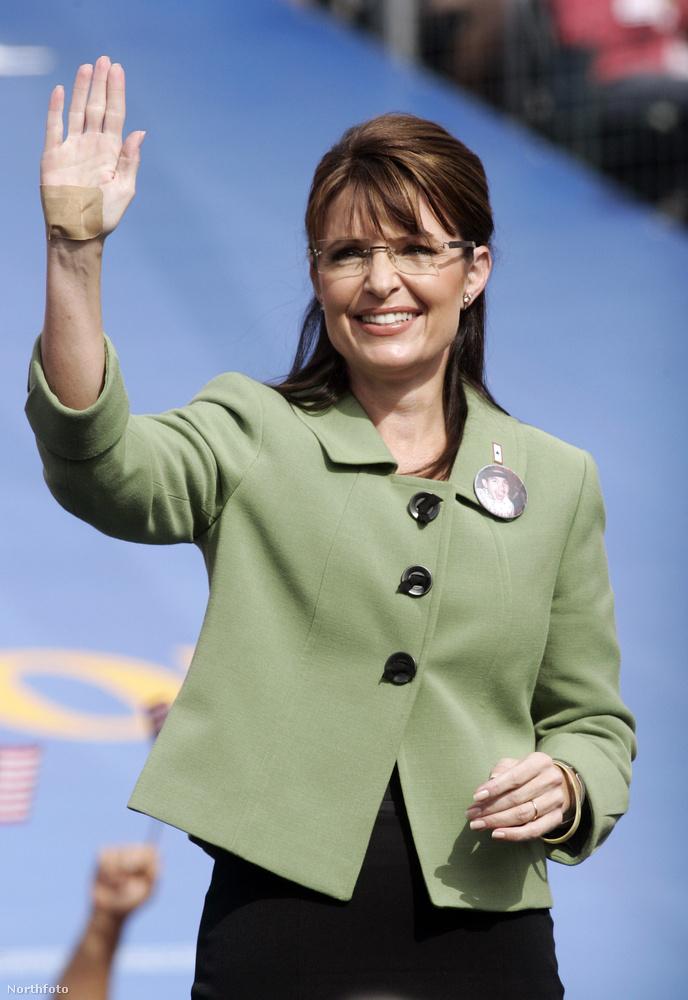 Alaszka volt kormányzóját, Sarah Palint azzal vádolták meg, hogy ő akarja elvinni a balhét lánya helyett, és terhesnek állíttatja be magát, hogy ezzel ne tűnjön fel rossz színben a 2008-as elnökválasztáson