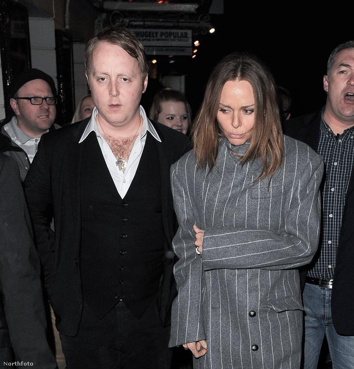 McCartney-nak egyébként nem ő az egyetlen híres gyereke