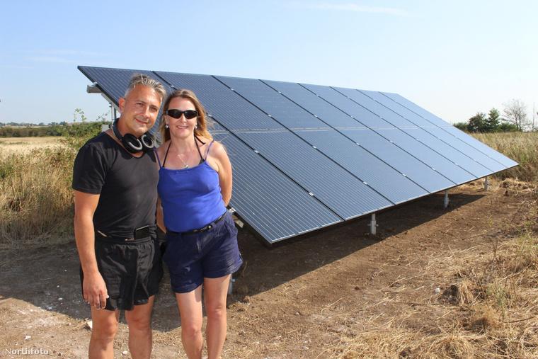 A napelem biztosítja majd az áramot és fűtést - a kérdés már csak az, mennyi lesz a napsütéses órák száma.