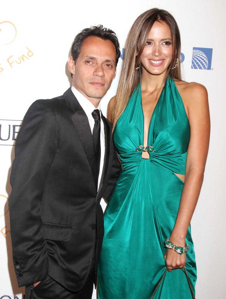 Marc Anthony 47, Shannon De Lima 28 éves volt, amikor 2014-ben összeházasodtak, de esetükben nem is a korkülönbség az, ami kissé bizarr