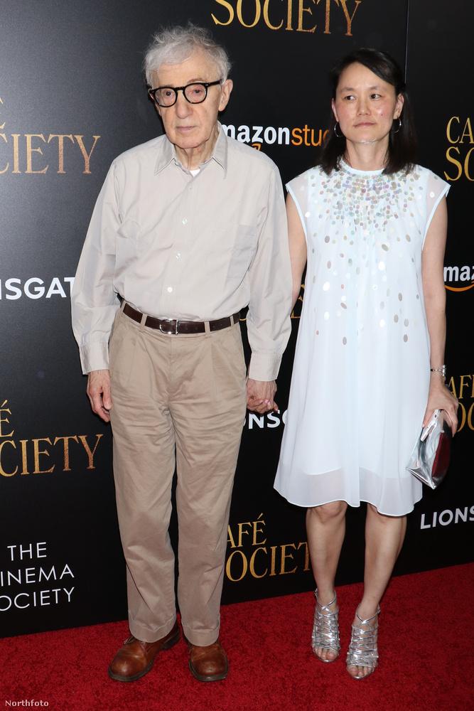 Ha a híres emberek furcsa párválasztási szokásairól van szó, lefogadjuk, elsőre mindenkinek Soon-Yi Previn és Woody Allen neve ugrik be