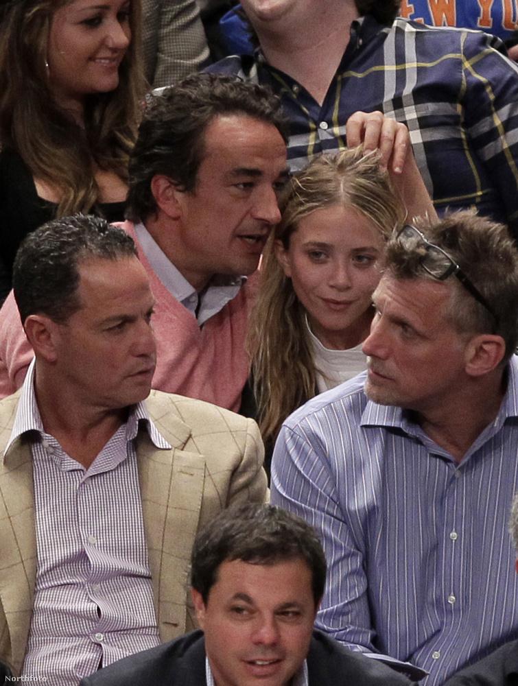 Mary-Kate Olsen és a nála 17 évvel idősebb bankár, Olivier Sarkozy 2015-ben házasodtak össze
