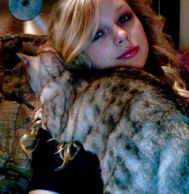 Legalább annyira szerette régen is a macskákat, mint ma