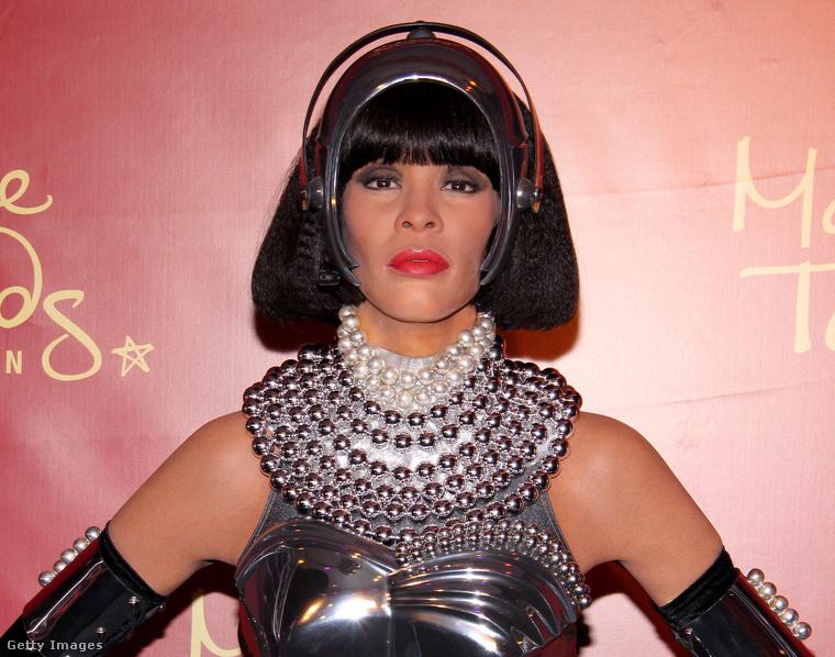 Whitney Houston 2012 februárjában halt meg.
