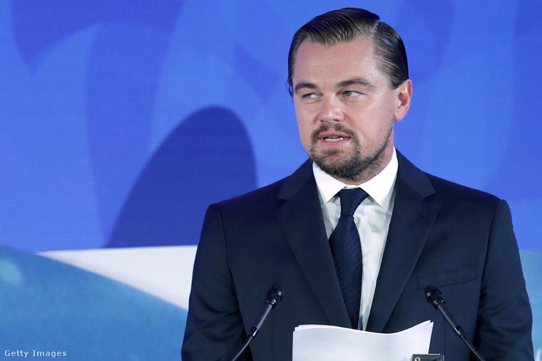 DiCaprio pedig végre az Oscart is megkapta, és már elmúlt 41 éves is.