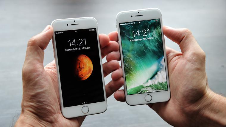 iPhone 7, a lázadó diktátor