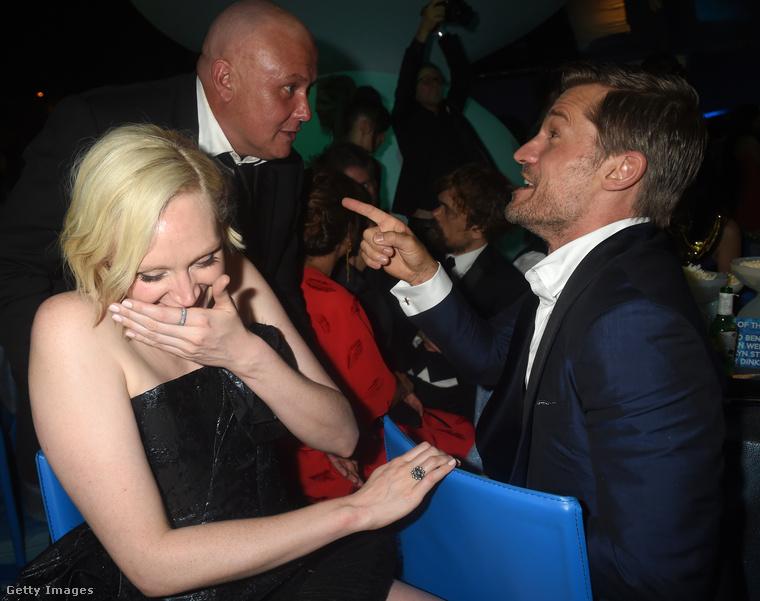 - Te nekem ne magyarázz, én egy Lannister vagyok - szólt a sorozat egyik legnagyobb lovagja a Lord Varysnak.