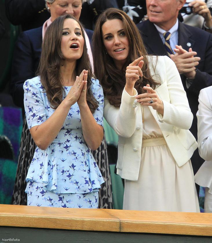 Úgy tűnhet, hogy Pippa Middletonnak mindene megvan, de azt azért ne felejtsük el, hogy az ő nővére Katalin hercegné, akinek alkalmazkodnia kellett a királynő családjának elvárásaihoz