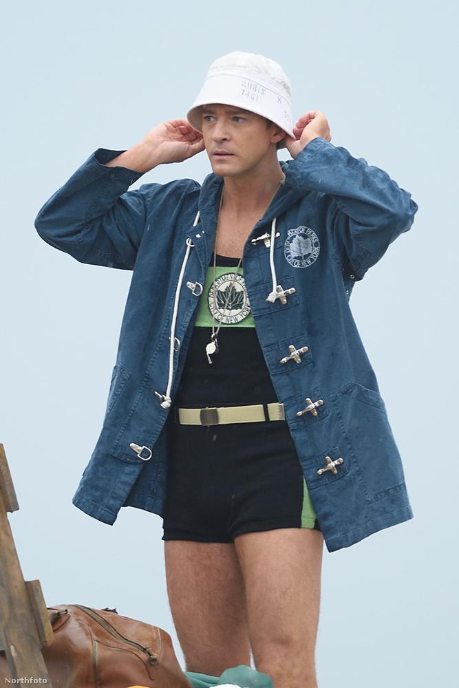Most pedig égjen bele a retinájába ez a fotó Justin Timberlake-ről