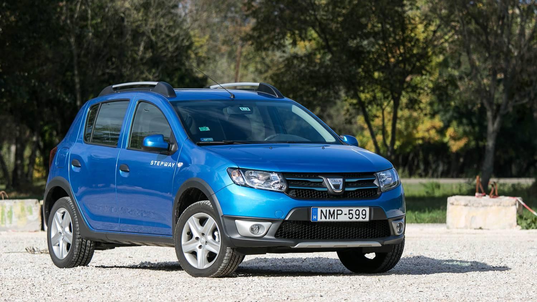 Totalcar - Tesztek - Dacia Sandero Stepway 1.5 dci – 2016.