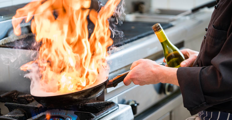 Az alkohol és a főzés- mit, hogyan, mennyire?