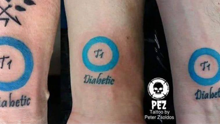 Szem tetoválás