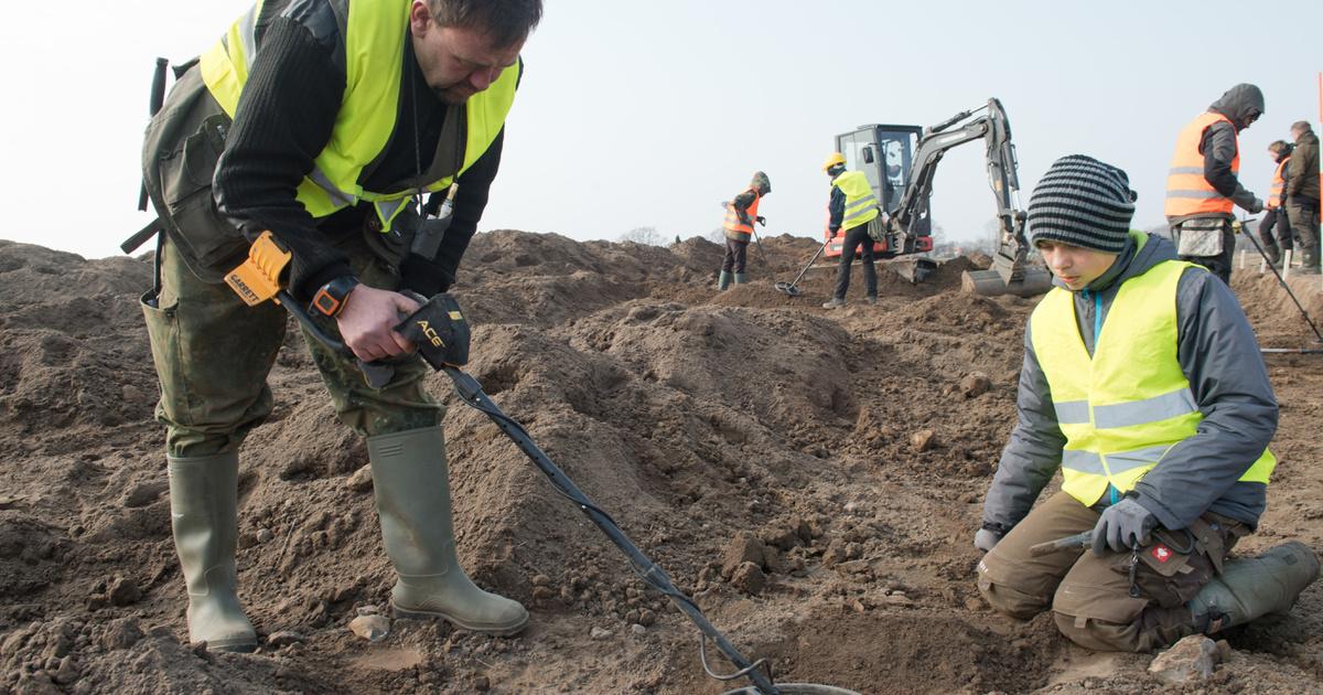 Egy 13 éves fiú találta meg Kékfogú Harald ezüstkincsét Dániában