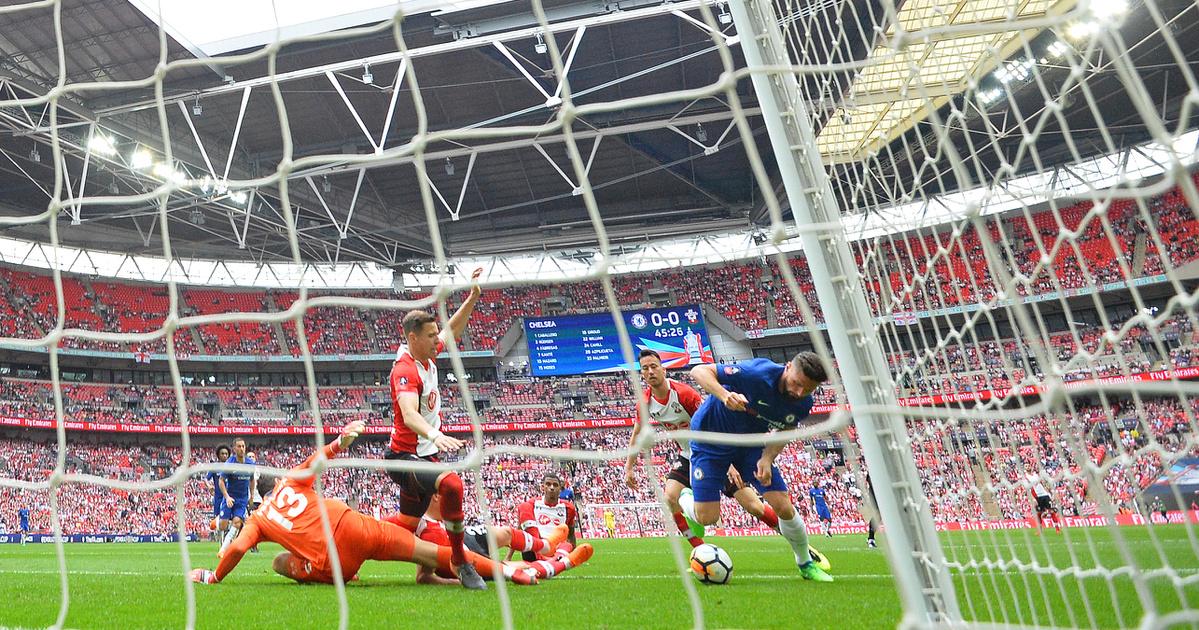 A Chelsea bejutott az FA-kupa döntőjébe