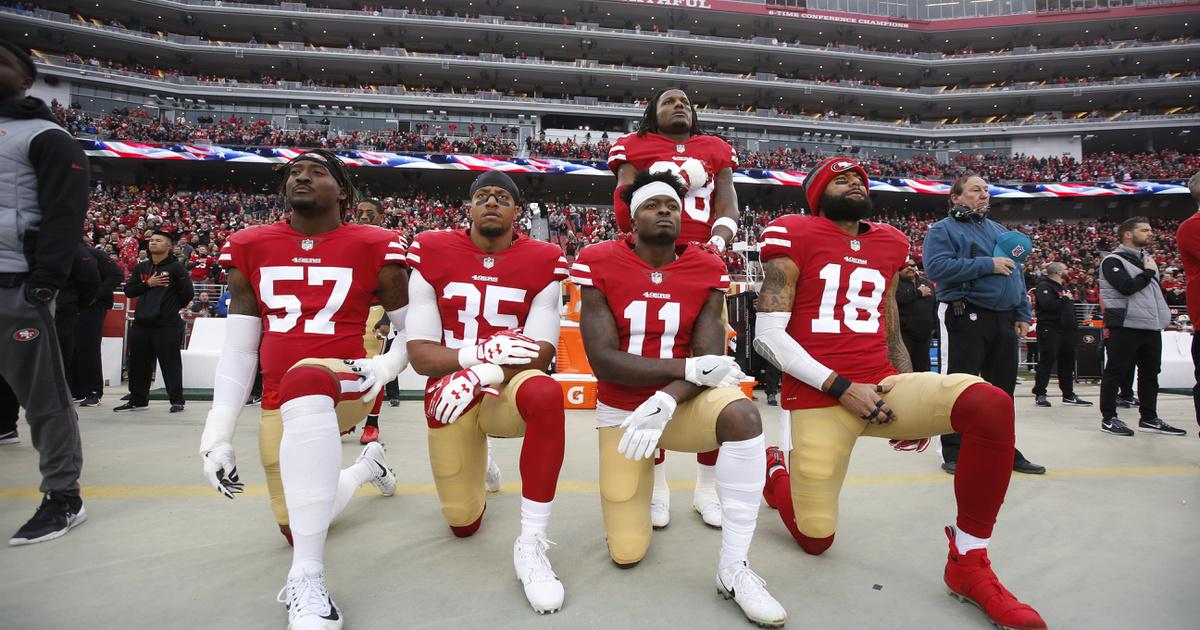 Az NFL igent mondott a faji igazságtalanságra