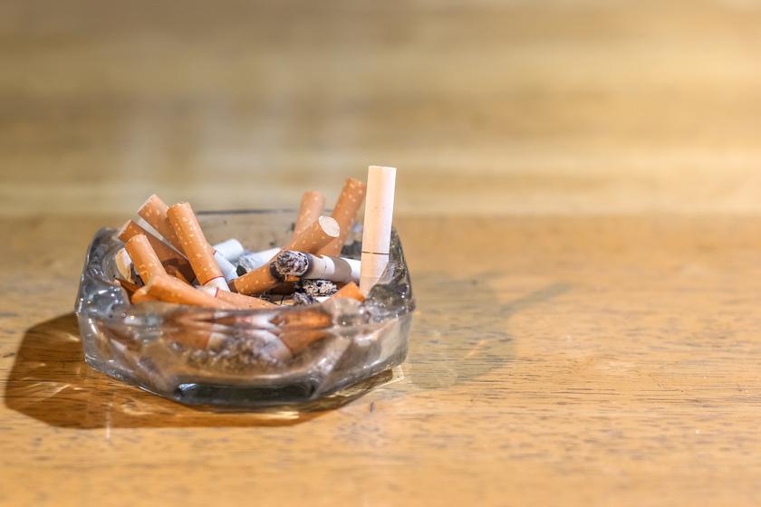 Dohányzó ember tüdeje hogyan lehet rögtönzött eszközökkel leszokni a dohányzásról