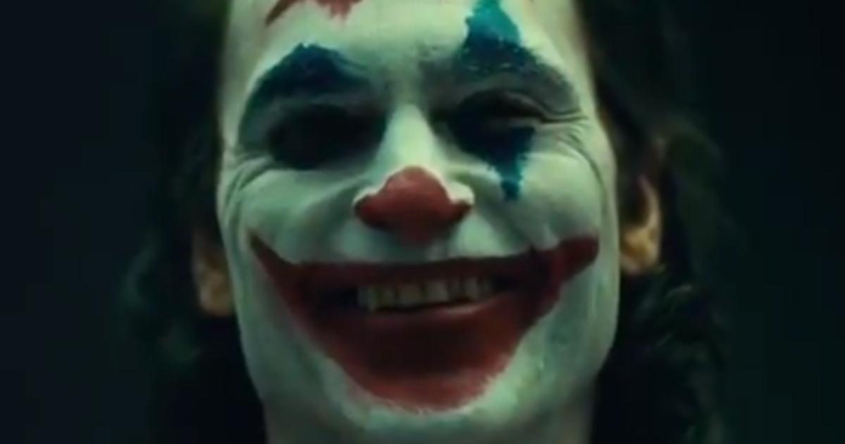 Elég jól néz ki Joaquin Phoenix Joker szerepében