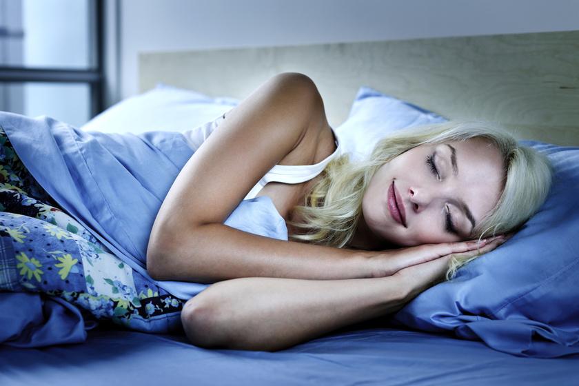 kevés alvás fogyás)