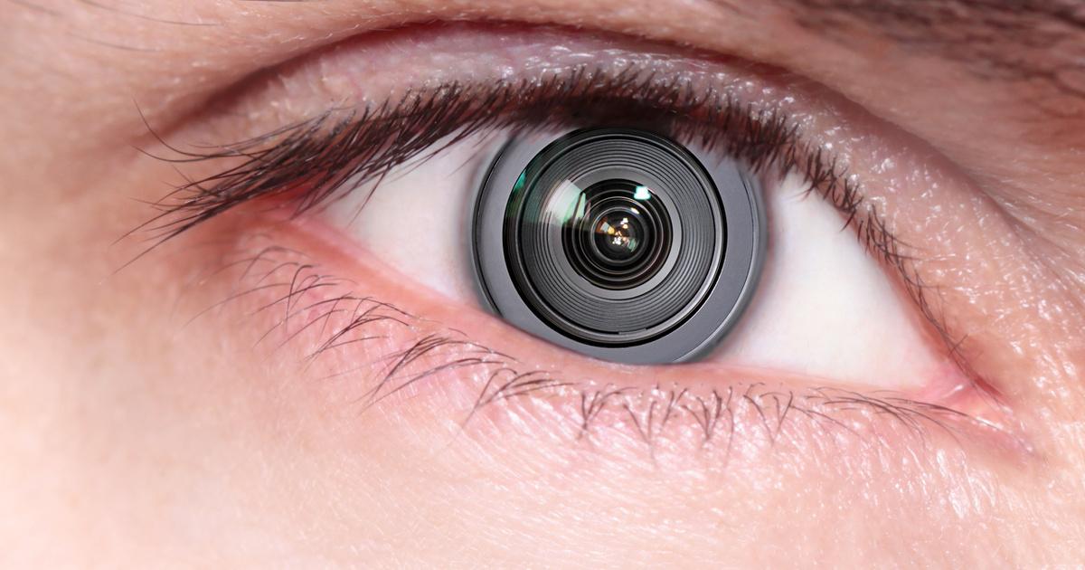 emberi látás hány megapixel