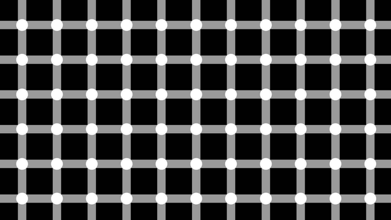 még mindig a látás illúziója)