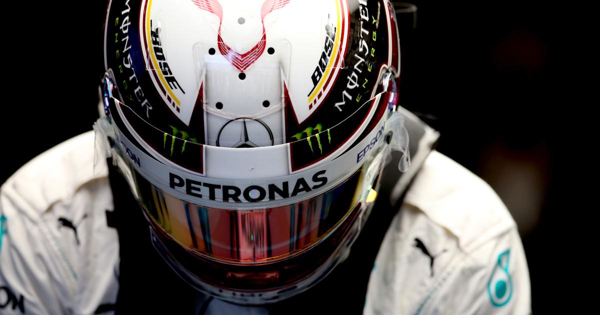 Pályacsúccsal Hamiltoné a pole, Vettel csak 5. helyről rajtol
