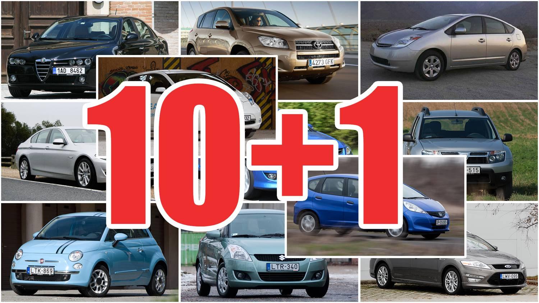 Ezek a legjobb használt autók