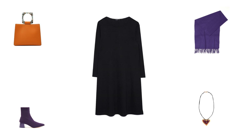 Dívány - lájfhekk - Heti kedvenc  kis fekete ruhák 4000 Ft alatt cce945ed8d