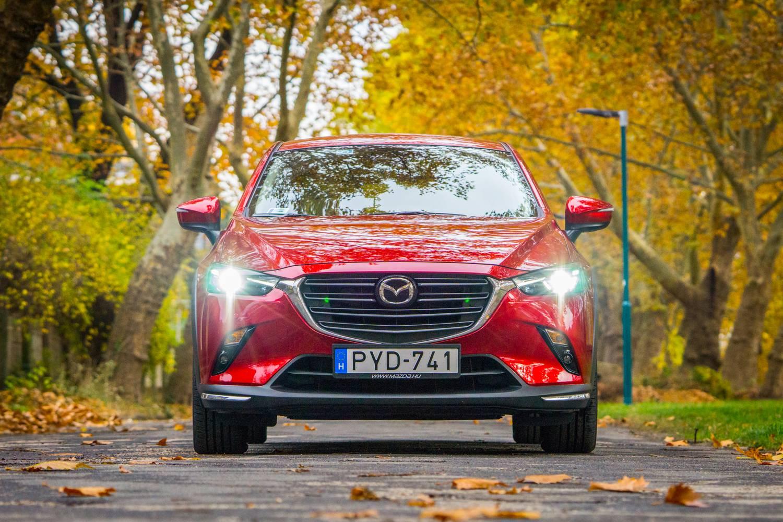 Totalcar Tesztek Mazda Cx 3 G150 Revolution Top Awd At 2018