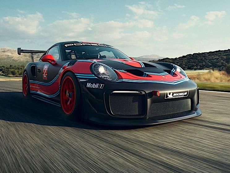 Totalcar - Magazin - GT2 RS Clubsport  a távozó Porsche utolsó nagy pofonja 297c5fc030