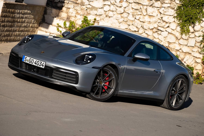 Totalcar - Tesztek - Menetpróba  Porsche 911 (992) – 2019. 7162535696