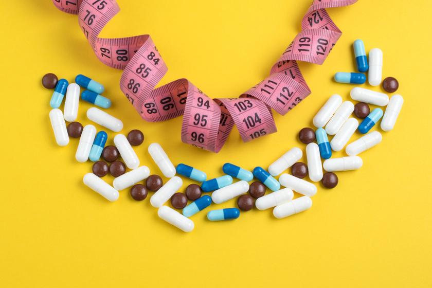 Itt az új, mindent megoldó fogyókúrás tabletta!