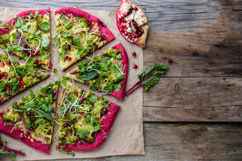 fogyás zöldséges ételek