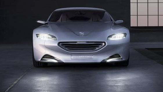 Újra előveszi a Peugeot az SR1-et