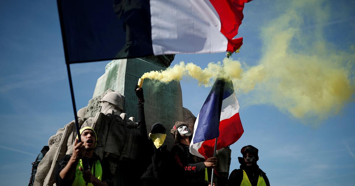 Antiszemita támadás ért egy sárga mellényeseket támogató francia filozófust