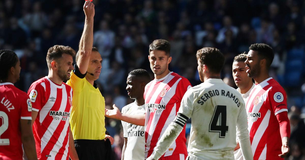 Óriási meglepetésre kikapott a Real, Sergio Ramost kiállították