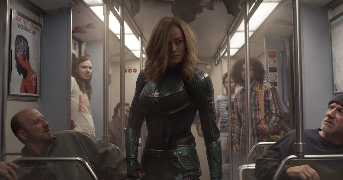 Index – Culture – Captain Marvel is still indestructible