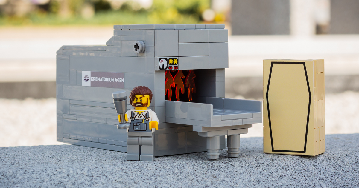 Index – Tech-Science – Lego Crematorium for the Alleviation