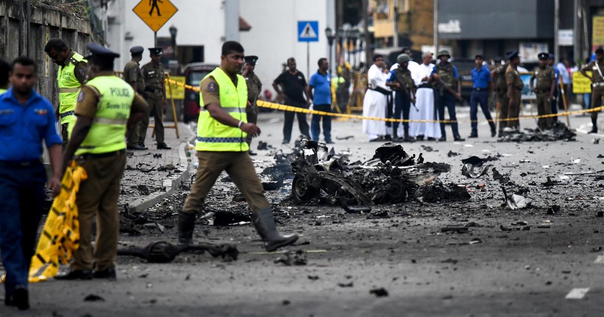 Név szerint megvolt, ki fog ölni Srí Lankán