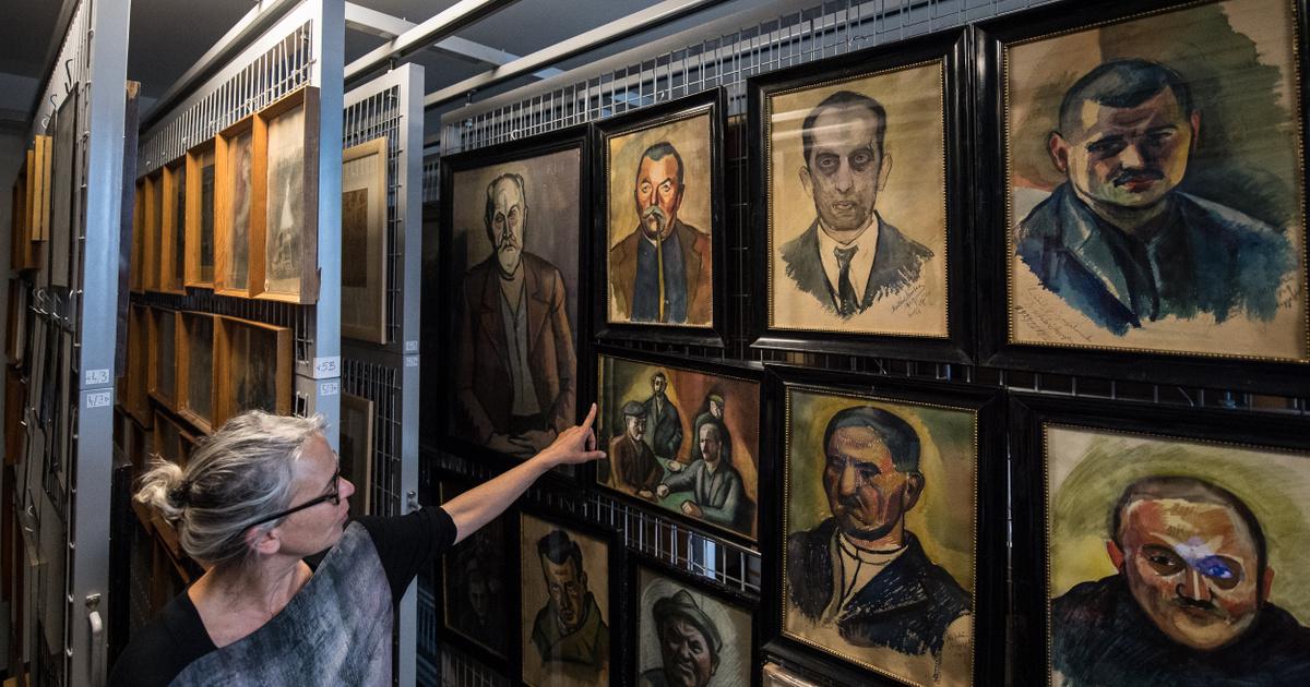 Friss hírek: Magda Marinko börtönbeli rajza, egy régi kényszerzubbony, a magyar törpetársadalom emlékei. Szó szerint őrületes múzeumban jártunk.