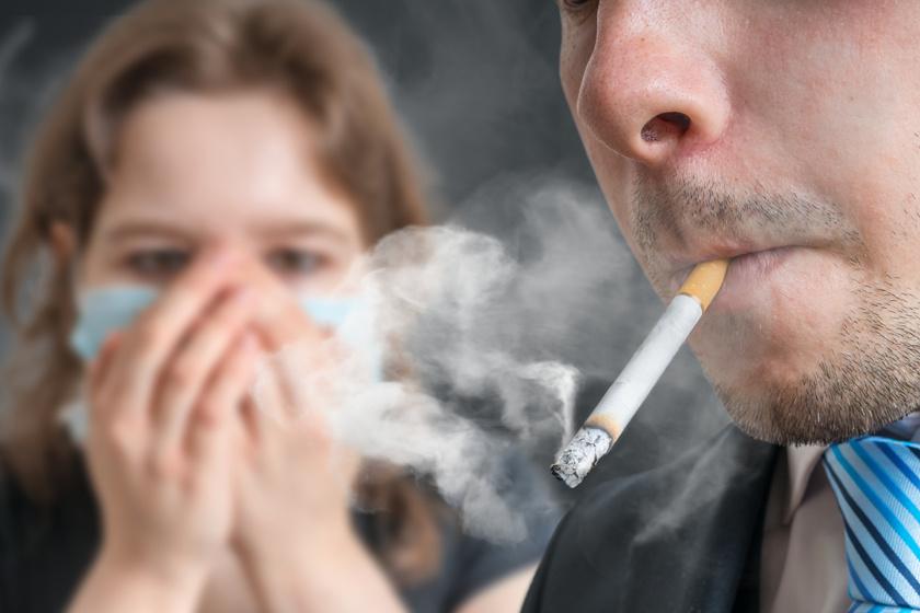 bőr dohányzó betegség
