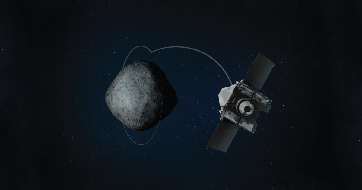 Index – Tech-Science – The spacecraft of NASA has taken an asteroid