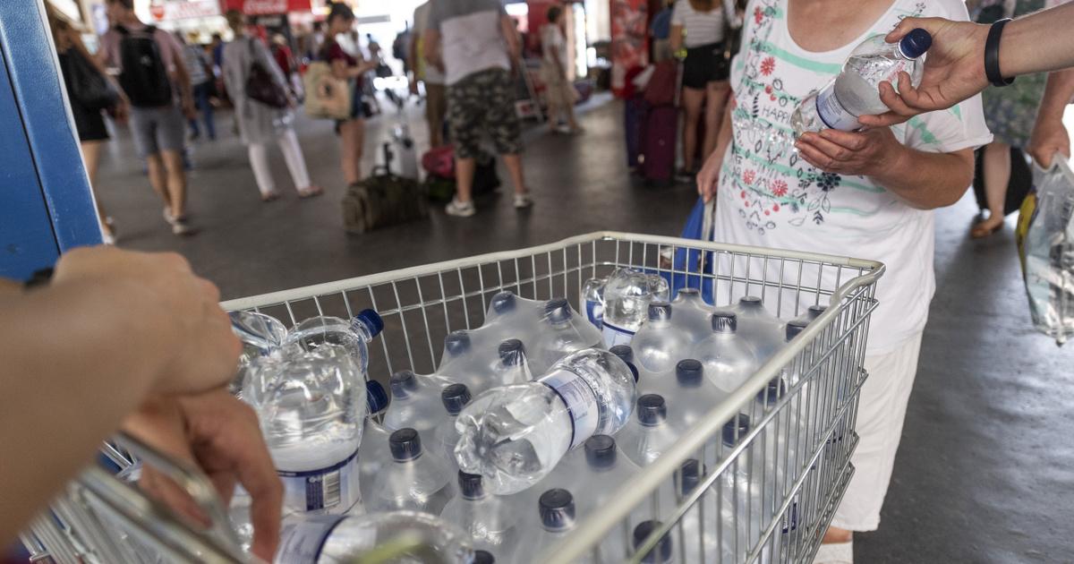 Több mint száz liter palackozott vizet iszik egy átlag magyar