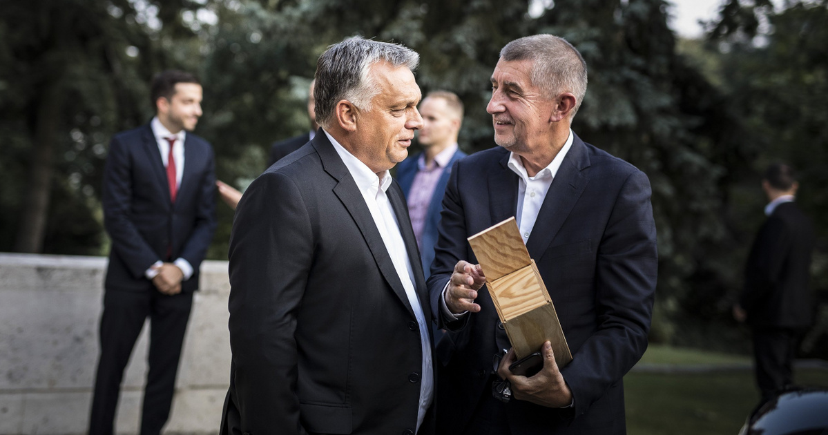 Index – Abroad – Babiš is not as easy as Orbán
